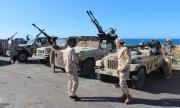 Спряха голям отряд наемници напът за Либия