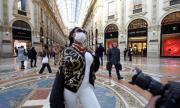 Заразените от коронавируса в Италия са 888 души, починалите са над 20
