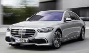 Това е новата S-Klasse на Mercedes