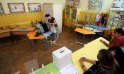 Преустановено е гласуването в Сливенско