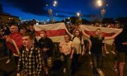 Протести и сблъсъци в Беларус след президентския вот