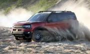 Ford забрани буксирането на Bronco Sport