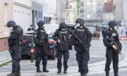 Австрийската полиция нахлу на десетки адреси