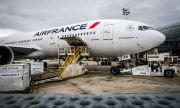 Франция спира някои вътрешни полети