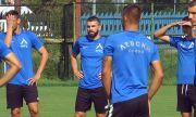 Футболист на Левски: Френската Лига 3 е по-силна физически от българското първенство