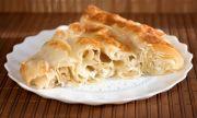 Рецепта на деня: Домашна баница с кори, печени на сач