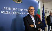 Спортния министър за Стъки: Говорихме си кой е кум, кой – сват