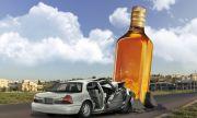30-годишните шофьори най-често катастрофират в нетрезво състояние