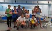 Деца възродиха училищен басейн в Разград