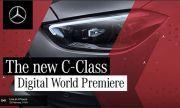 Гледайте премирата на новата C-Klasse на живо