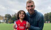 Арсенал иска да подпише с 5-годишно дете-чудо