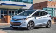 Електромобил на GM се разтопи от прегряване