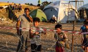 Жителите на гръцки град протестират срещу настаняването на мигранти