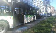 Жена пострада при катастрофа с две коли и автобус на градския транспорт в София