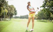 Обещаваща голфърка пусна секси фото в Instagram (СНИМКА)