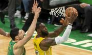 ЛеБрон Джеймс: Надявам се сезонът в НБА да бъде довършен