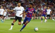 Ансу Фати пак записа името си със златни букви в историята на Барселона