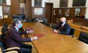 """Гешев и президентът на КТ """"Подкрепа"""" подписаха Меморандум за разбирателство и сътрудничество"""