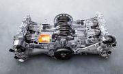 55 години Boxer двигатели от Subaru