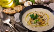 Рецепта за вечеря: Гъбена крем супа