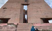 Пантеонът на загиналите в Сръбско-българската война тъне в разруха