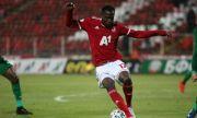 Нападател на ЦСКА бе избран за най-обещаващия талант на Гана