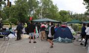 ЕС призова за спазване на правата на протестиращите