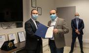 Представители на Сикрет Сървис наградиха служители на ГДБОП