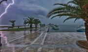 Най-малко 7 са загинали след бурите на гръцкия остров Евбея