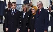 Ердоган: Макрон е неспособен президент