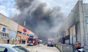 Мерят чистотата на въздуха след пожара в Пловдив