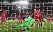Ливърпул в невиждана серия без гол от 15 години насам