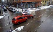 Полицията публикува записи от катастрофи в София (ВИДЕО)