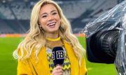Една от най-красивите спортни журналистки с нова любов
