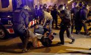 Кървави сблъсъци в Барселона