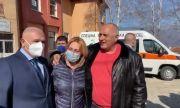 Борисов към Мутафчийски: Ела за снимка, генерале, виж как те харесват