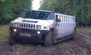 Може ли 10-метров Hummer да се справи в дълбока кал? (ВИДЕО)