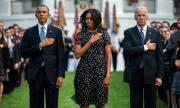 Мишел Обама: На Тръмп му липсва емпатия