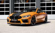 BMW M8 вече с мощност от 900 конски сили