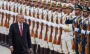 Ердоган: Основна грижа за Турция са хората в Сирия, а не петролът