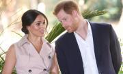 Принц Хари и Меган Маркъл раздадоха храна в Калифорния