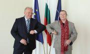 Министърът на външните работи прие посланика на Португалия