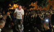 Клеър Дейли от протеста: Властта не иска да ви чуе