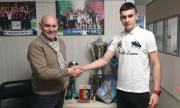 Официално: ЦСКА продаде Борносузов в Дженоа