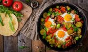 Рецепта за вечеря: Лека лятна гозба с тиквички и овче сирене