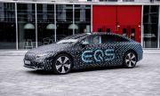 Mercedes разкри мощността и пробега на EQS