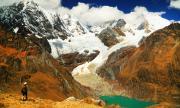 Ледниците в Перу са се стопили наполовина
