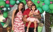Преслава позволи невръстната ѝ дъщеря да… (ВИДЕО)