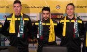 Ботев Пловдив представи трима нови