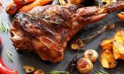 Рецепта на деня: Печено агнешко бутче